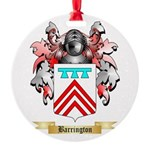 Barrington Round Ornament