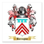 Barrington Square Car Magnet 3