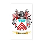 Barrington Sticker (Rectangle)