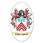 Barrington Sticker (Oval 50 pk)
