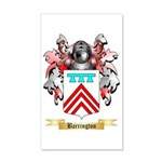 Barrington 35x21 Wall Decal