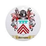Barrington Ornament (Round)