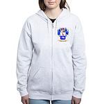 Barrilero Women's Zip Hoodie