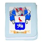 Barrilero baby blanket
