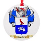 Barrilero Round Ornament