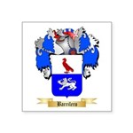 Barrilero Square Sticker 3
