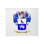 Barrilero Throw Blanket