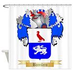 Barrilero Shower Curtain