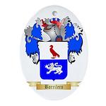 Barrilero Ornament (Oval)
