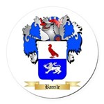 Barrile Round Car Magnet