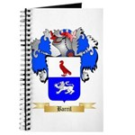 Barril Journal
