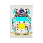 Barrientos Rectangle Magnet (100 pack)