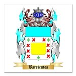 Barrientos Square Car Magnet 3