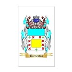 Barrientos 35x21 Wall Decal