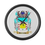 Barrientos Large Wall Clock