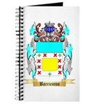Barrientos Journal