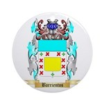 Barrientos Ornament (Round)