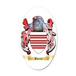 Barrie Oval Car Magnet