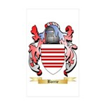 Barrie Sticker (Rectangle 50 pk)
