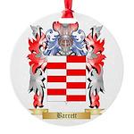 Barrett Round Ornament