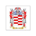 Barrett Square Sticker 3