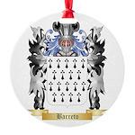 Barreto Round Ornament