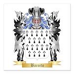 Barreto Square Car Magnet 3