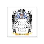 Barreto Square Sticker 3