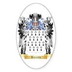 Barreto Sticker (Oval 50 pk)