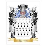 Barreto Small Poster