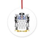 Barreto Ornament (Round)