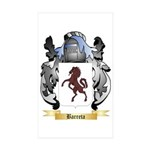 Barreta Sticker (Rectangle 50 pk)