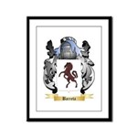 Barreta Framed Panel Print