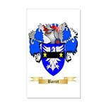 Barret 20x12 Wall Decal