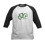 Kids Baseball Jersey - white/black or navy