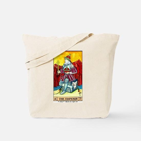 """""""The Emperor"""" Tote Bag"""