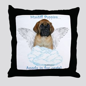 Puppy 20 Throw Pillow