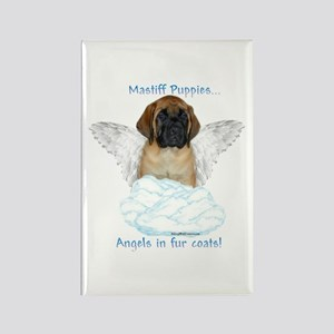 Puppy 20 Rectangle Magnet