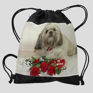 Be mine Drawstring Bag