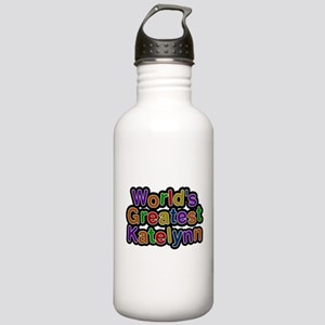 Worlds Greatest Katelynn Water Bottle