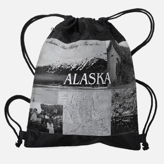 alaskacalendar2005.png Drawstring Bag