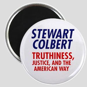 Stewart Colbert 08 Magnet