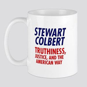 Stewart Colbert 08 Mug