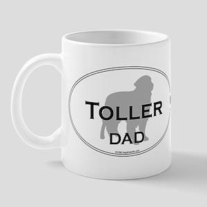 Toller DAD Mug