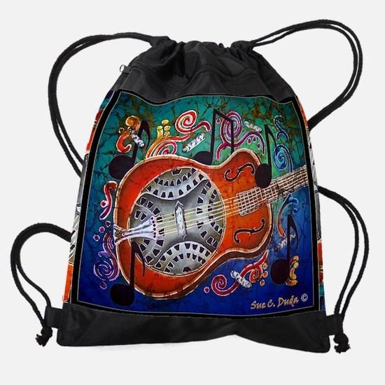 DobroUNFLTlg.png Drawstring Bag