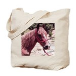 Tote Bag - Horse's Profile #1