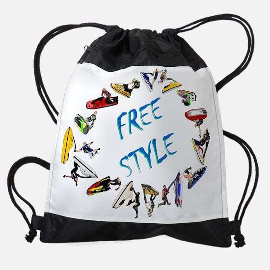 allskislogo.png Drawstring Bag