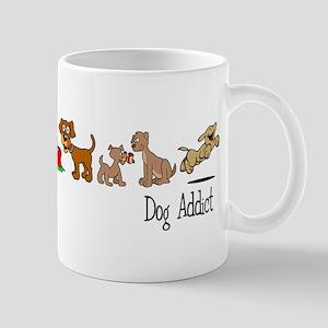 Dog Addict Mug