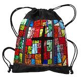 Religious Drawstring Bag