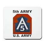 5TH ARMY Mousepad